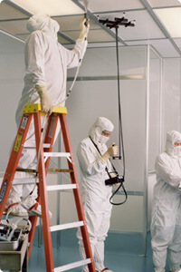 Cleanroom Services Professional Cleanroom Validation And