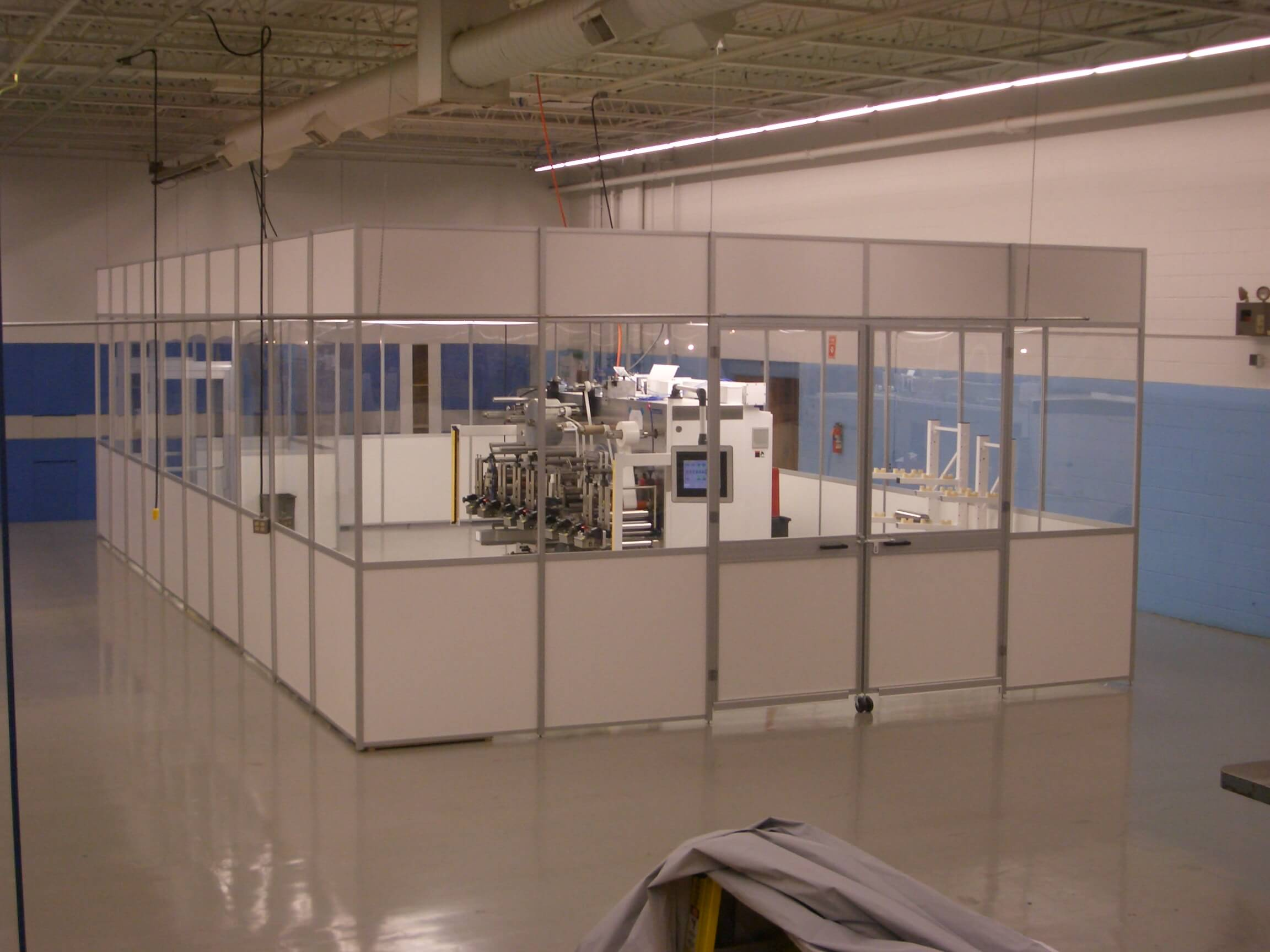 When is a Modular Cleanroom the Best Option? | Modular Cleanrooms by ...