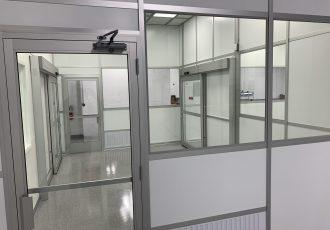 Door Passage with Sliders