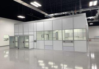 Hardwall Cleanroom Open Loop